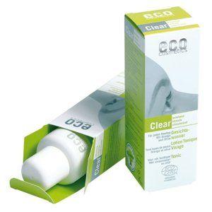 Eco Cosmetics Pleťová voda BIO (100 ml) s extrakty z pomeranče a oliv