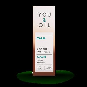 You & Oil Vůně do bytu - Klid (5 ml) 100% přírodní