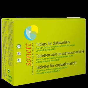 Sonett Tablety do myčky (25 ks) pro nekompromisně čisté nádobí