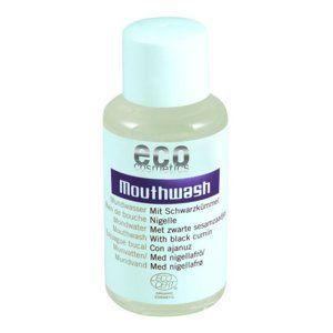 Eco Cosmetics Ústní voda s černuchou BIO (50 ml) s výtažky ze šalvěje a echinacey