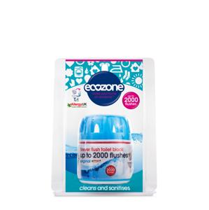 Ecozone Osvěžovač a čistič WC vydrží až 2.000 spláchnutí