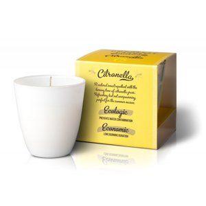 The Greatest Candle Vonná svíčka ve skle (130 g) - citronela